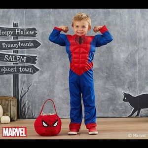 Pottery Barn Kids Costumes - Spider man halloween costume